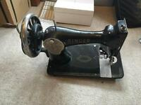 Vintage antique SINGER sewing machine