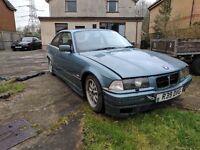 BMW E36 318 Drift Coupe - not 323 325 328