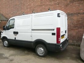 iveco daily 55 reg one owner swb