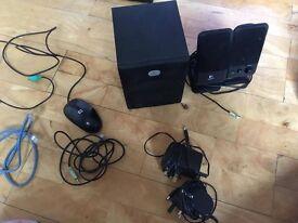 Computer surround sound