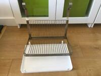 Ikea grundtal plate drying rack