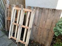 3 pallets - free for pick up