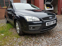 HPI CLEAR, NO RUST, NO DENT, FORD FOCUS (SPORT), 1 KEEPER, ORIGINAL ALLOY WHEELS, VERY GOOD TYRES