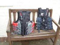 2 buoyancy aids excellent condition