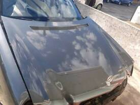 Mercedes w210 e class avantgarde grey front bonnet no rust