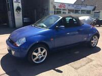 Reduced price!! CONVERTABLE STREET FORD KA 1.6 BLUE (Private Sale)