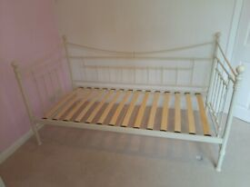 Standard single bed, day bed