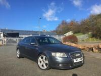 2007(57) Audi A6 2.0 TDI SLine Automatic Leather Seats Navigation + Not Audi A4 VW Golf