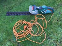 Black & Decker GL350 hedge trimmer for sale - very good condition
