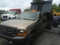 Ford F550 dompeur