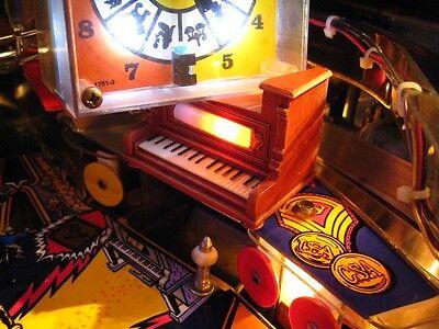 TWILIGHT ZONE PINBALL - THE PIANO [pinball flipper machine MOD ]