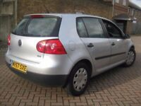 VW VOLKSWAGEN GOLF 1.9 TDI SE NEW SHAPE 67 REG DIESEL ••••••• 5 DOOR HATCHBACK