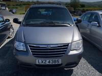 2008 CHRYSLER GRAND VOYAGER 7 SEATER
