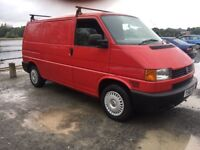 vw transporter t4 1.9td 800 special swb 2001 tailgate 154000 miles day/surf