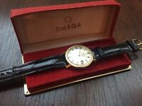 OMEGA Constellation 14K Solid Gold Automatic Watch Vintage