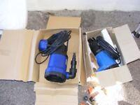 Clarke Submersible Pump CSE 2 For allotments.