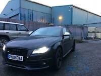 Audi S4 saloon 3.0v6 supercharged 340bhp