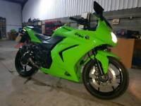 Kawasaki Ninja 250 EX250 K9F, Immaculate Condition