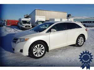 2014 Toyota Venza LE, 2.7L - 4 Cylinder Gas, 25,535 KMs, Seats 5
