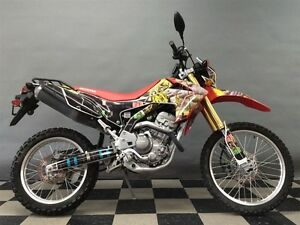 2014 honda CRF250 Dual Purpose