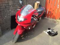 Yamaha 600cc thundercat