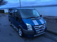 Ford Transit Sport Crew Van