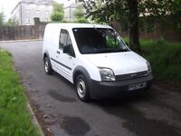 2007 '57' Ford Transit Connect Van T200 L75 NEW MOT- FULL Ford's Service History - DIRECT NHS