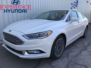 2017 Ford Fusion SE ALL WHEEL DRIVE | FACTORY WARRANTY | AC | LI