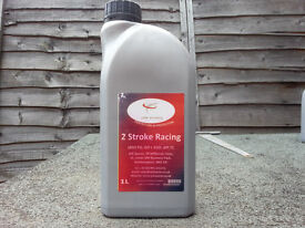 2 Stroke Oil Fully Synthetic Racing Meets JASO-TD spec 1Ltr ( collection only)