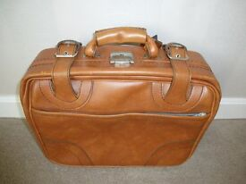 Small soft-bodied suitcase