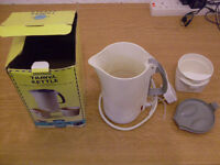 Travel kettle (2 cup) - working order