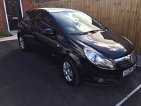 Vauxhall Corsa Van 1.3 CDTi Sportive 3dr 16v, 1 Private owner, Low Mileage