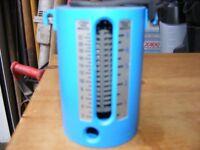 Weir gauge flow measure