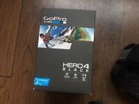GoPro Hero 4 Black & Accessories
