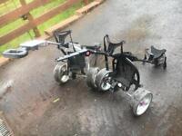 Mocad Electric Golf Trolleys for spares