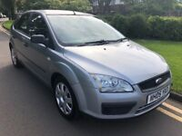 Ford Focus 1.6 AUTO 5DR 2005 (71K, 2 FORMER KEEPERS & MOT JUNE 2019)