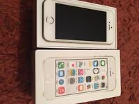 iPhone 5s Gold 16gb Immaculate Condition..
