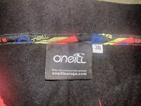 PINK O'NEILL LADIES SKI TROUSERS SIZE 10