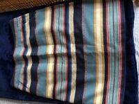 Knee length multi coloured skirt