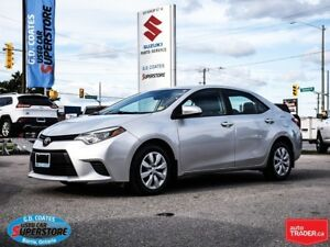 2014 Toyota Corolla CE ~Heated Seats ~Backup Cam