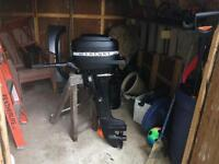 Two boat motors for sale