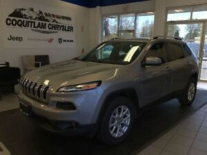 2015 Jeep Cherokee North Power Blue Tooth Alloy