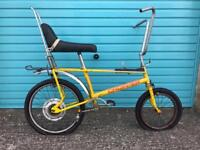 Raleigh chopper project will post