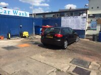 CAR WASH FOR LEASE RENT