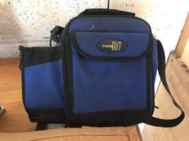 Navy Utility Bag **Collection only