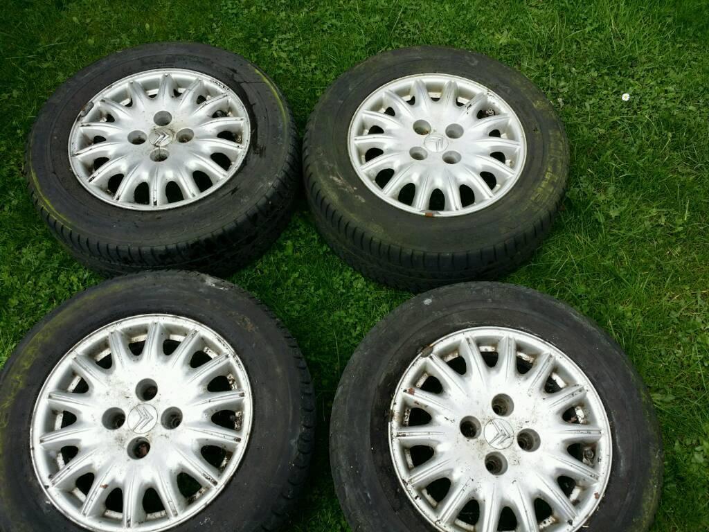 Citroen c5 alloy wheels