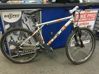 GT Ricochet Mountain bike.