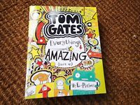 Tom Gates, Everything's Amazing (sort of), by L Pichon NEW
