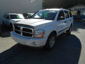 2006 Dodge Durango SLT, LEATHER 7 PASSENGER