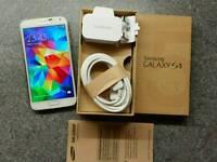 Samsung galaxy S5 16gb White Unlocked Very good condition